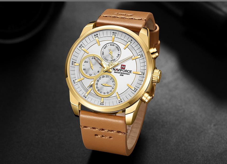 Classic Class Wristwatch for Gentlemen