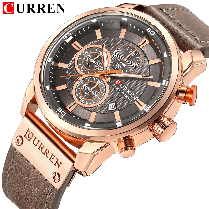 CURREN New Premium Wristwatch 2020