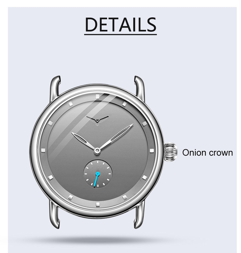 Falcon X classic wrist watch