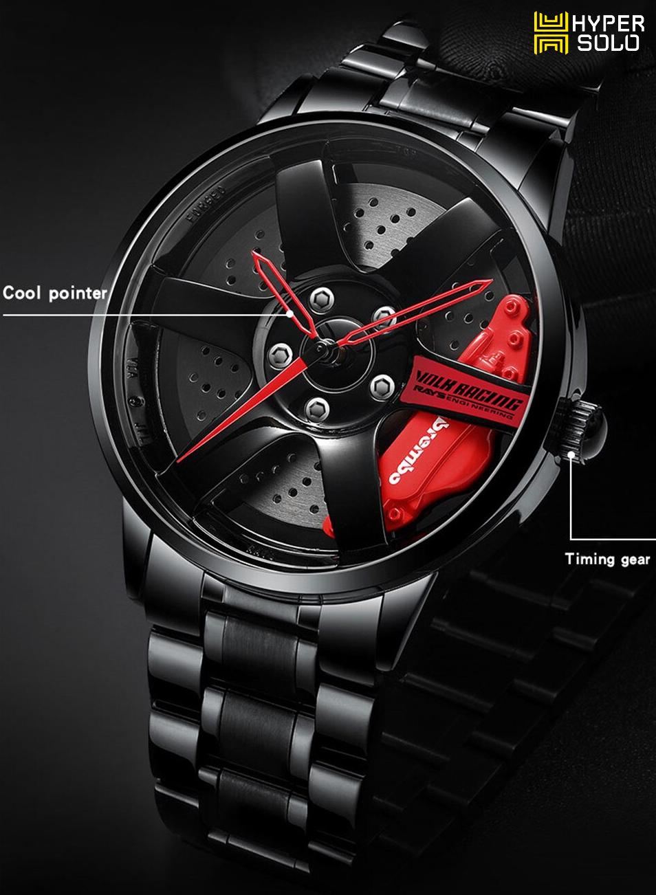 Bugatti RIM Luxury Wrist Watch for Men